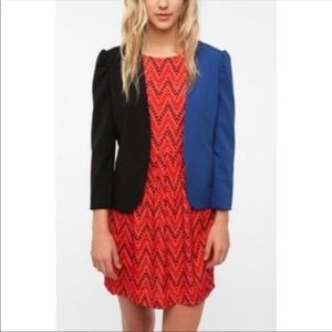 Urban Outfitters Pins and Needles Blazer Small